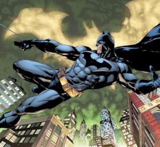Batman personaggio DC Comics