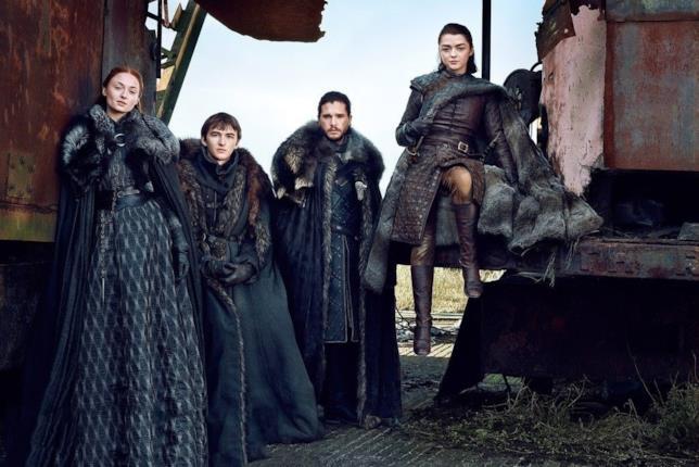 Alcuni attori di Game of Thrones 8 che faranno parte della reunion