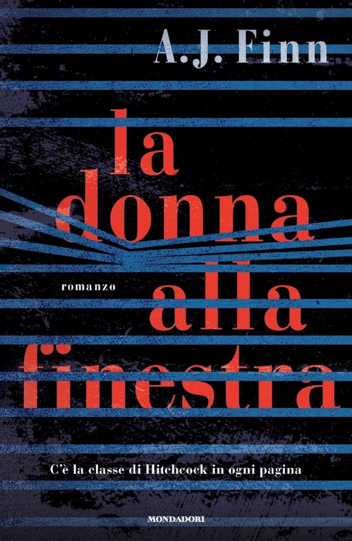 La copertina del romanzo La donna alla finestra