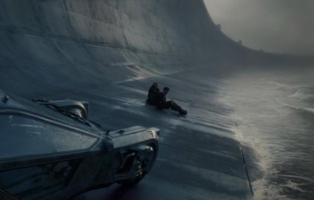 Ford e Gosling in una scena del film