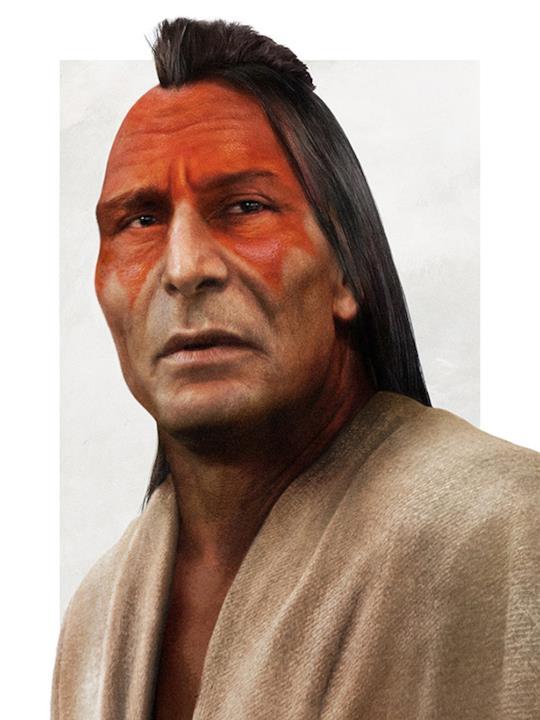 Il padre di Pocahontas