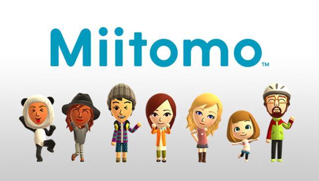 Miitomo, l'app Nintendo supera il milione di download