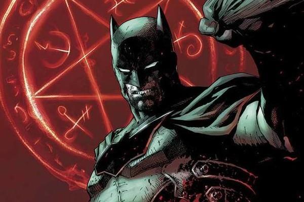 Batman Damned cover 1