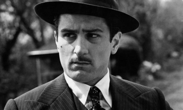 Robert De Niro ne Il Padrino II
