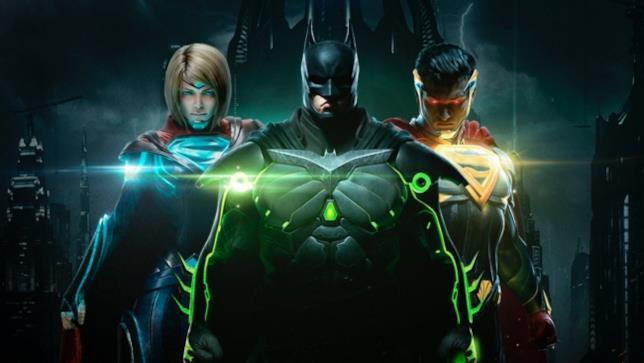 Injustice 2 è disponibile su PlayStation 4 e Xbox One