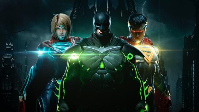 Injustice 2 è il nuovo picchiaduro degli eroi DC Comics