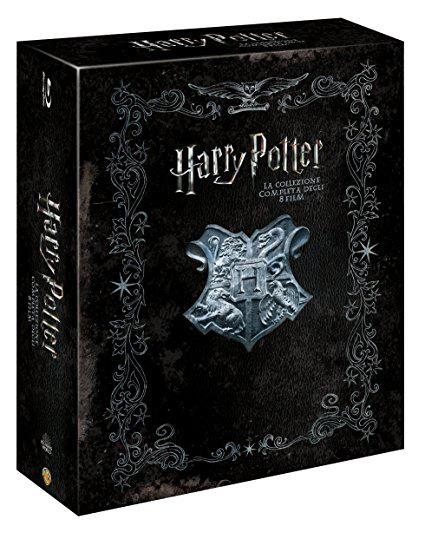 Harry Potter La Collezione Completa - Limited Edition per i 20 anni di Harry Potter