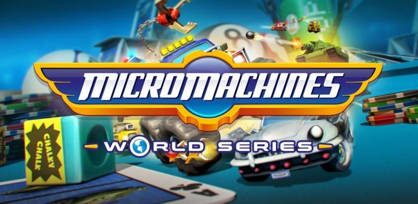 Micro Machines World Series in uscita il 30 giugno 2017