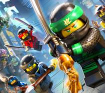 La copertina ufficiale di LEGO Ninjago - Il Film: Video Game