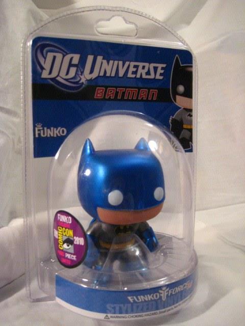 Batman, il primo modellino Funko Pop al Comic Con di San Diego