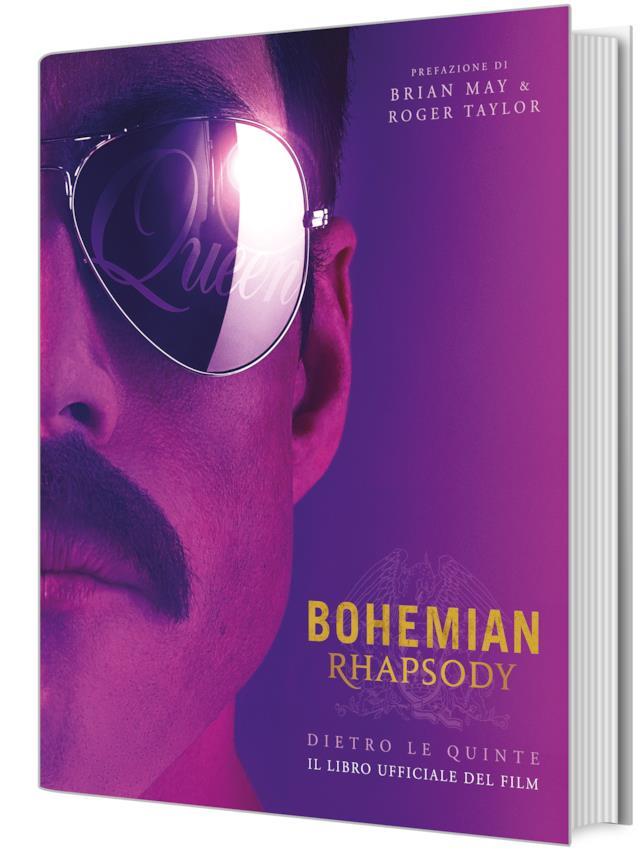 Copertina del libro Bohemian Rhapsody