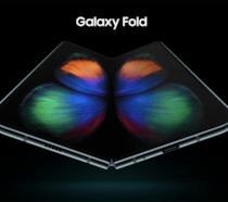 Immagine stampa del Samsung Galaxy Fold
