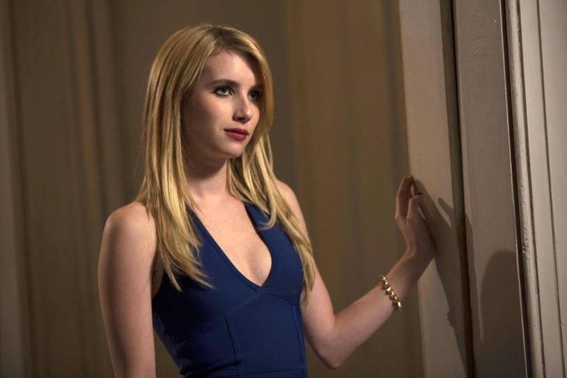 Emma Roberts nei panni di Madison in American Horror Story: Coven