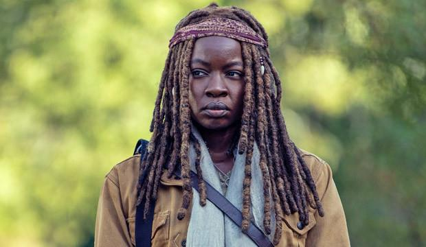 The Walking Dead: Danai Gurira è Michonne