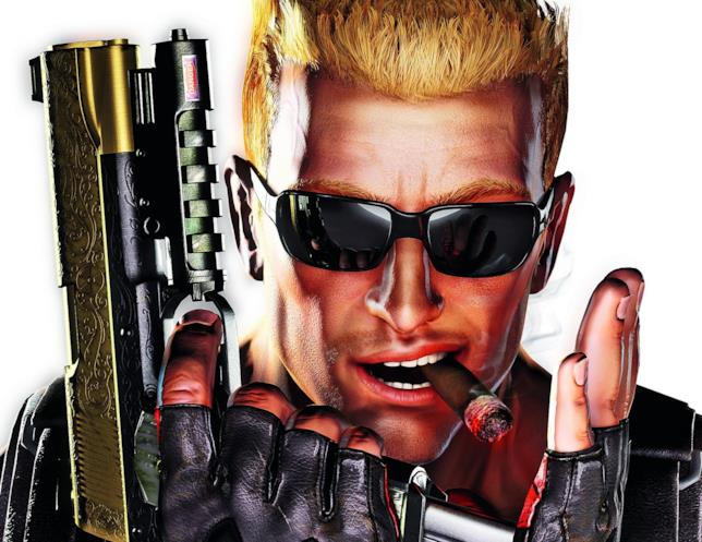 Il leggendario Duke Nukem dei videogiochi