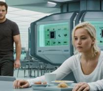 Jim e Aurora, personaggi principali di Passengers