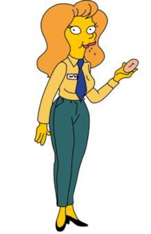 Mindy Simmons, personaggio dei Simpson