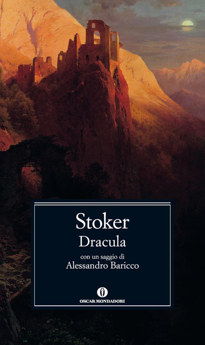 Dracula di Bram Stoker, la copertina