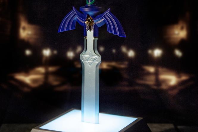 La lampada di Zelda firmata dal negozio Merchoid