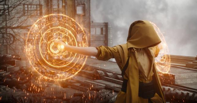 L'Antico in Doctor Strange