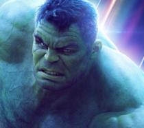 Character poster di Hulk per Avengers: Infinity War