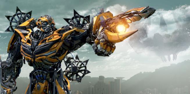 Un robot di Transformers