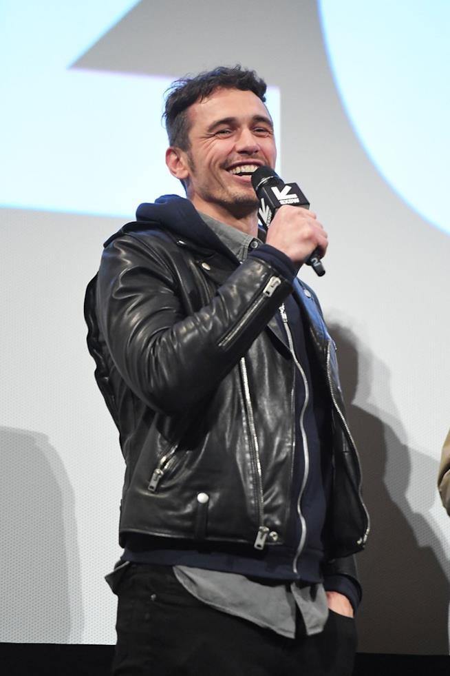 James Franco a un evento ufficiale