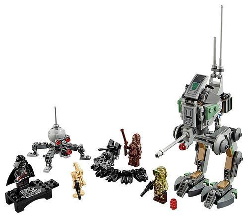 Immagine dello Scout Walker LEGO