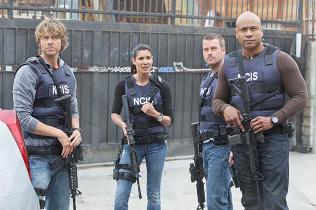 Il team di agenti speciali che operano a Los Angeles
