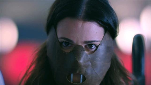 Hester Ulrich è il Red Devil della prima stagione di Scream Queens