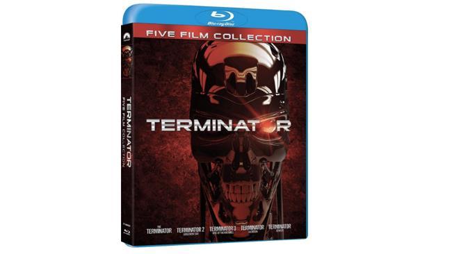 Terminator cofanetto dvd
