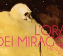 La cover del volume L'ora dei miraggi di Manuele Fior
