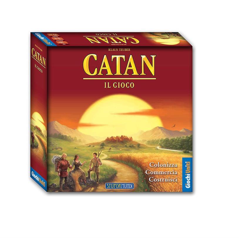 Il gioco Catan