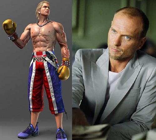 Steve Fox interpreta Steve Fox nel film Tekken
