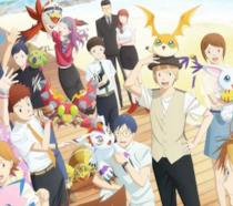 Digimon Last Evolution Kizuna: il poster ufficiale