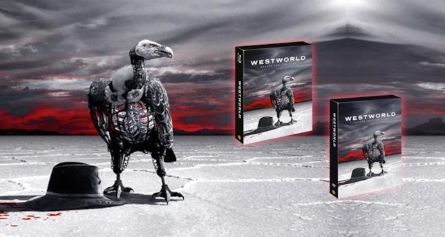 Westworld in Home Video: i cofanetti della stagione 2