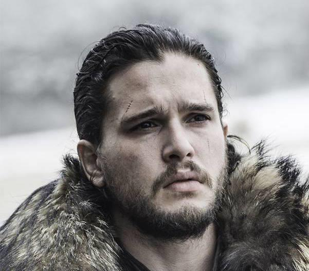 A #GOT2016 c'è anche Jon Snow
