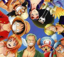 One Piece ciurma Rufy