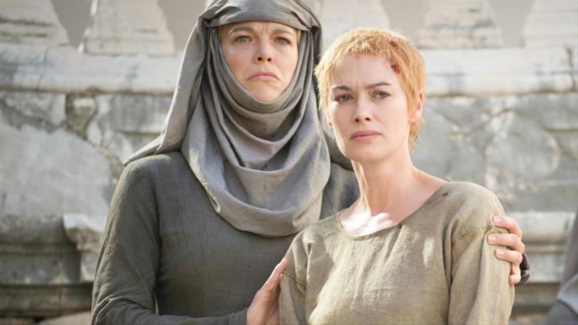 Un'immagine promozionale dalla quinta stagione di Game of Thrones