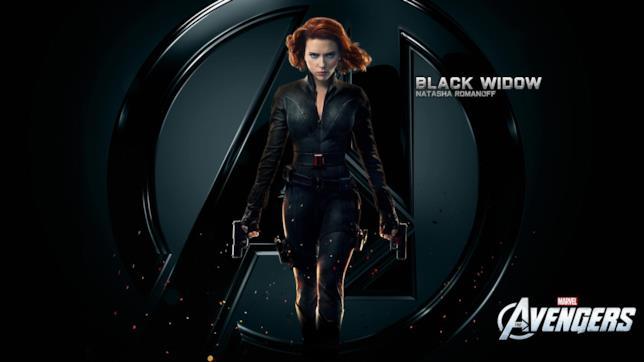 Scarlett Johansson è la Vedova Nera del Marvel Cinematic Universe
