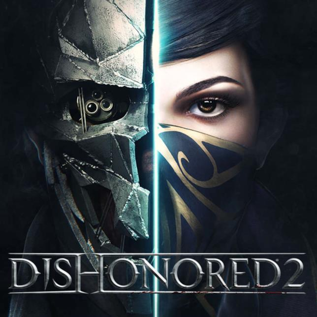 Copertina di Dishonored 2