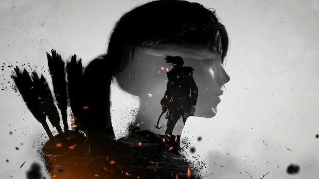 Il profilo di Lara Croft nel reboot di Tomb Raider