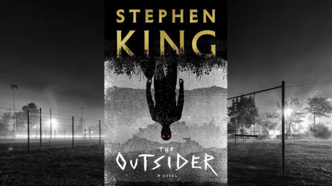 la locandona di The Outsider, bestseller di Stephen King uscito lo scorso maggio