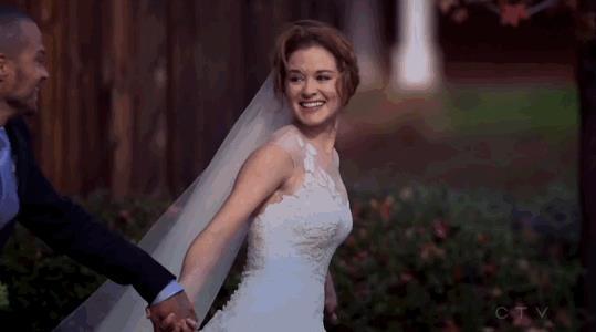 Jackson e April scappano per sposarsi