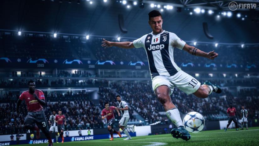 Dybala in FIFA 19