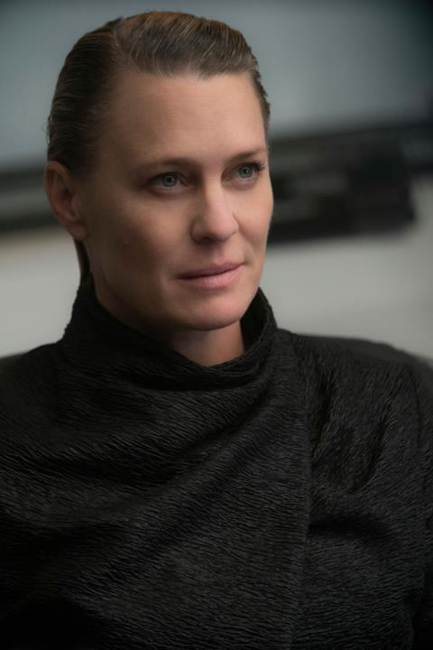 Blade Runner 2049, Robin Wright nelle nuove foto