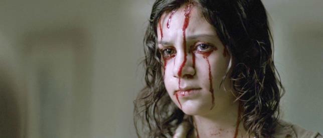 La vampira Eli è interpretata da Lina Leandersson