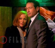 X-Files: Mulder e Scully nell'episodio 11x09