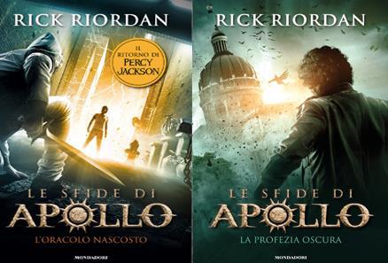 Le sfide di Apollo di Rick Riordan