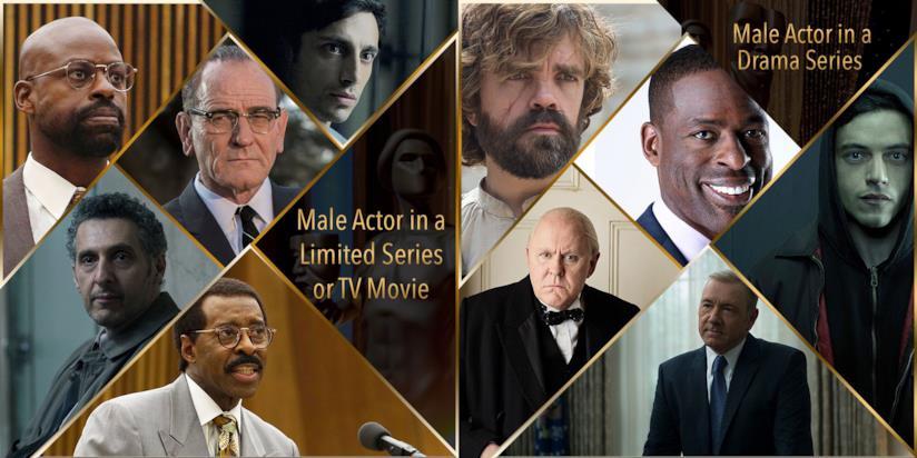 Sterlink K. Brown è candidato a due SAG Awards come miglior attore